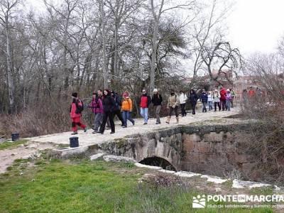 San Miguel de Bernuy - Río Duratón; viajes semana santa